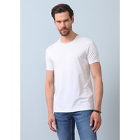 Ramsey Düz Örme T-Shirt