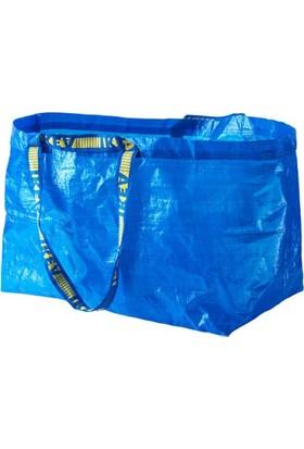 İkea Frakta Mavi Çanta