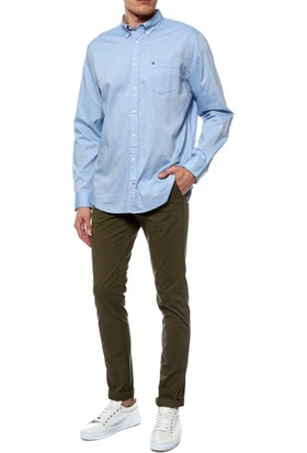 Tommy Hilfiger Erkek Pantolon 0867895043 U002212 - Yeşil