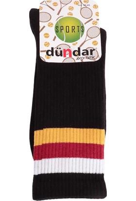 Dündar 4001 Tenis Çorabı | Sarı