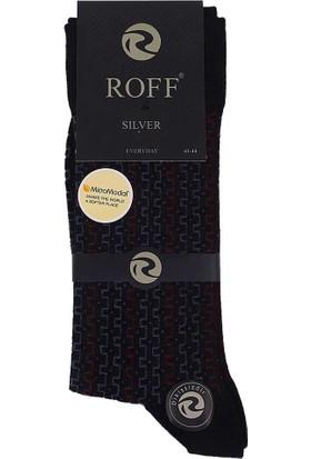 Roff Modal Çorap 15010 | Lacivert