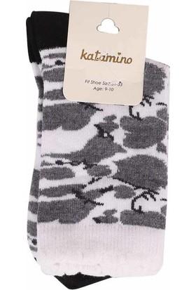 Katamino Soket Çorap 5403 | Siyah