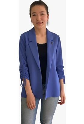 Mandoline Mavi Ceket