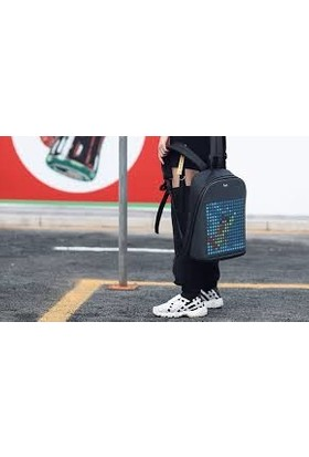 Divoom Sırt Çantası Pixoo Backpack