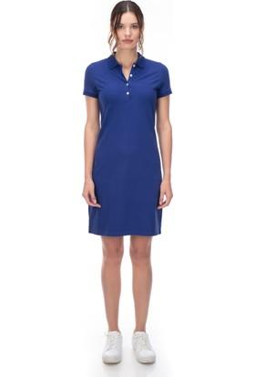 Galvanni Kadın Mavi Elbise - Mors