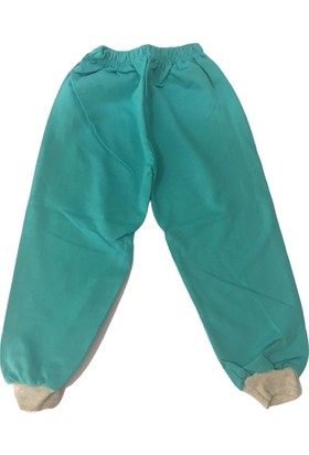 Özkaplan Ayıcıklı Çocuk Pijama Takımı - 6 Yaş - Mavi