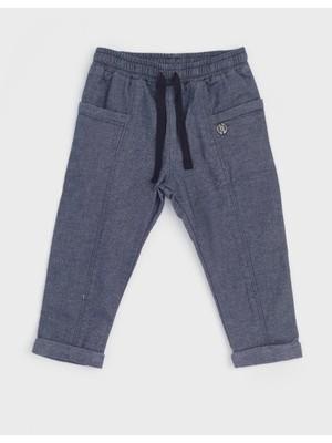 BG Baby Erkek Bebek Lacivert Pantolon