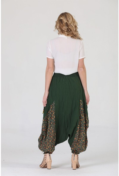 Erc Collection Kadın Erc Otantik Şalvar Pantolon