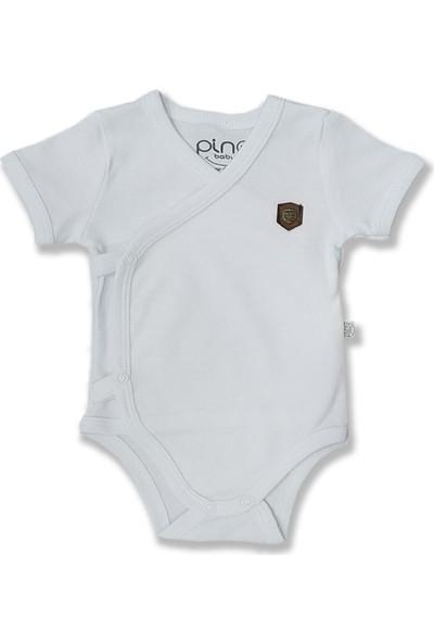 Pino Baby Unisex Bebek Kruvaze Bady - Zıbın