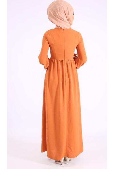 Puane Kadın Yavruağzı Elbise