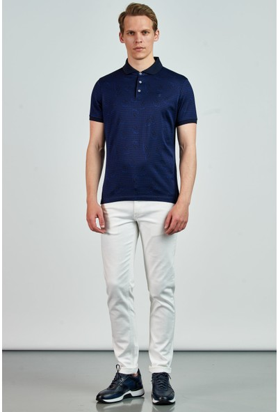 Giovane Gentile T-Shirt Lacivert