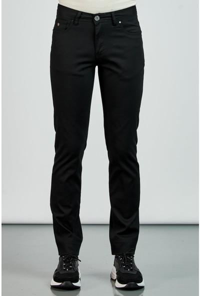 Giovane Gentile Designers Pantolon Casual Siyah