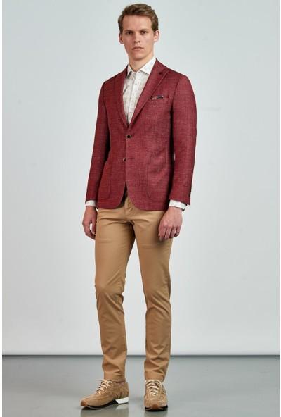 Giovane Gentile Designers Ceket Kırmızı