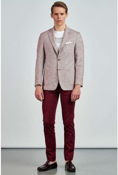Giovane Gentile Designers Ceket Beyaz