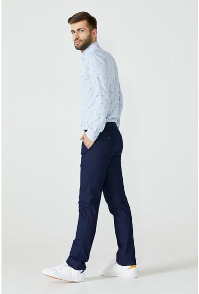 Sam Erkek Pantolon - Mavi