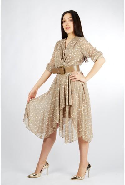 Esi̇to Puanlı Elbise