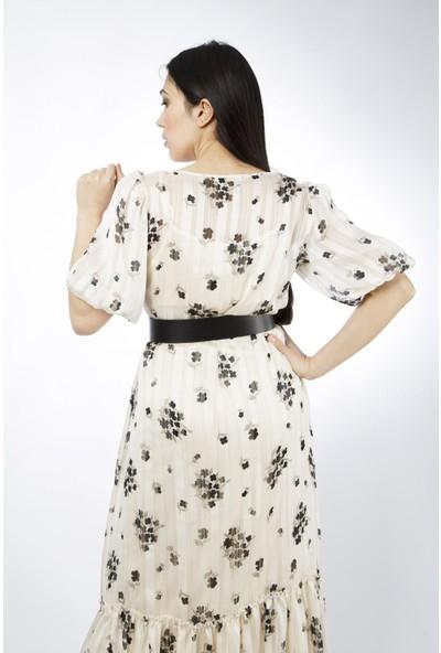 Esi̇to Şifon Astarlı Elbise