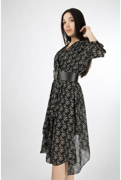 Favori̇ Desenli Elbise