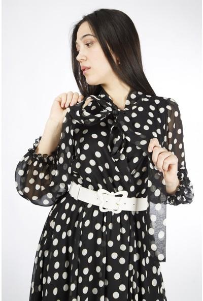 Favori̇ Puanlı Elbise