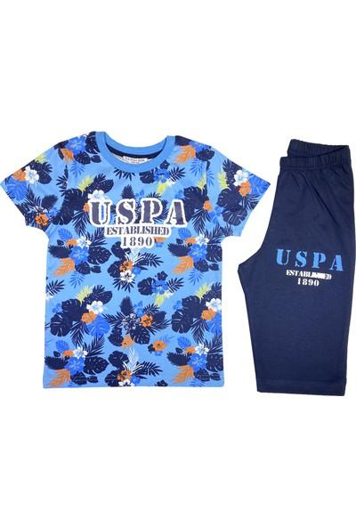 U.S. Polo Assn. Erkek Çocuk T-Shirt Takım - US2752