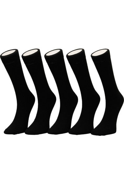 Garamond Basic 5'li Skt-M Siyah Erkek Soket Çorap