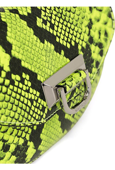 Nine West Remy NYK109280 Neon Yeşil Kadın Bel Çantası