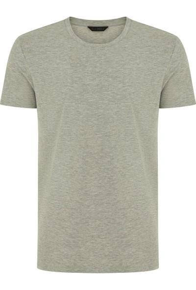 Penti Black-Grey Basic Regular 2li Ss Tişört