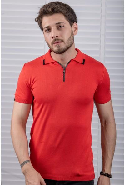 Lee Ecosse Polo Yaka Triko Tshirt
