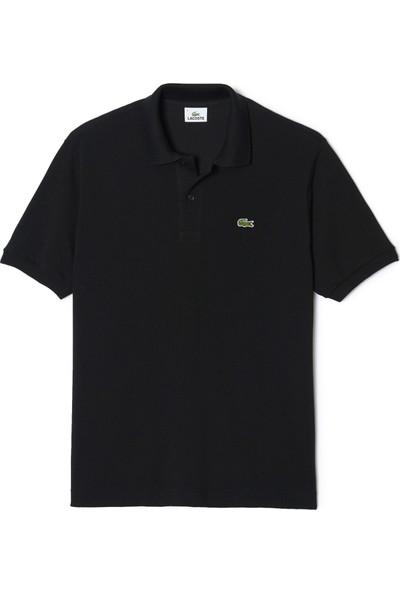 Lacoste Erkek Klasik Fit L1212 Siyah Polo L1212.031