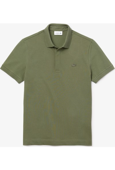 Lacoste Erkek Regular Fit Haki Paris Polo PH5522.XZD