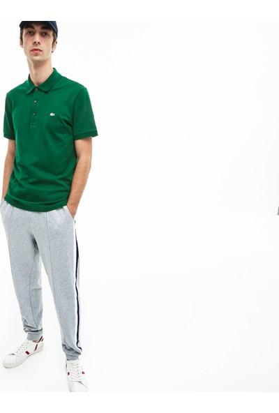 Lacoste Erkek Slim Fit Yeşil Polo PH4014.132