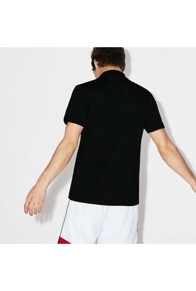 Lacoste Sport Erkek Siyah Polo L1230.031
