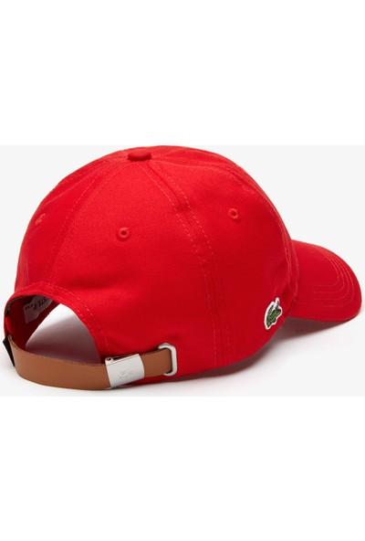 Lacoste Unisex Kırmızı Şapka RK4709.240