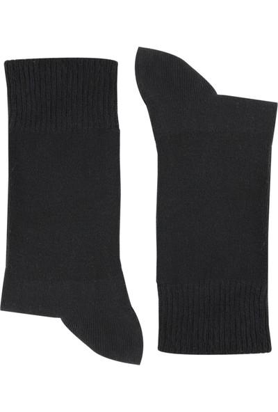 Roff Şeker Kadın Çorabı 6'lı Siyah