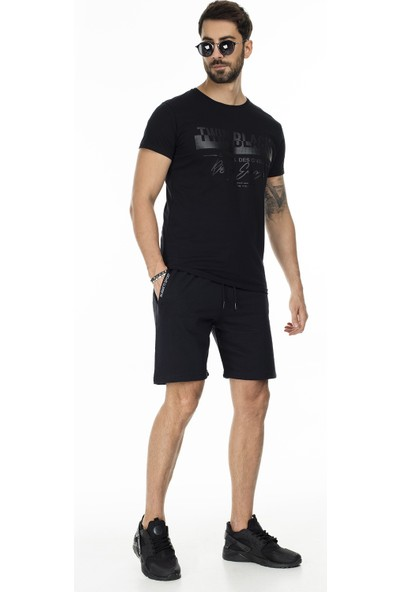 Buratti Slim Fit Short Erkek Short 568R166