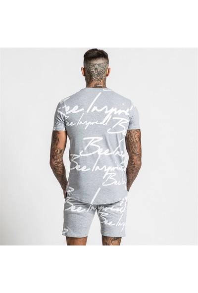 Soydance İmza Baskılı T-Shirt