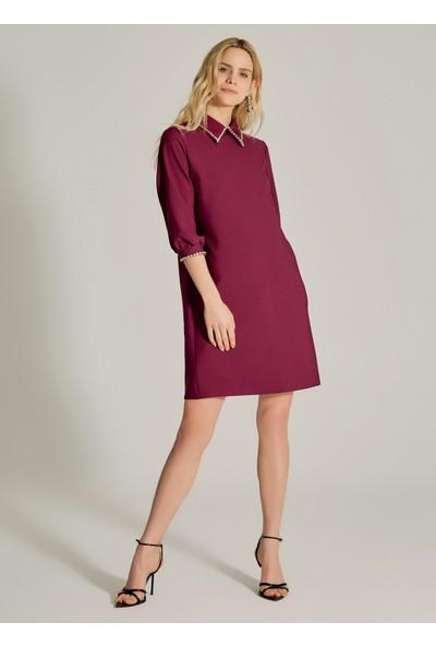 Ngstyle Kadın Taş Detaylı Elbise