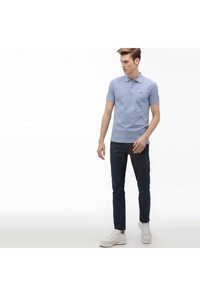 Lacoste Erkek Lacivert Pantolon HH0952.52D