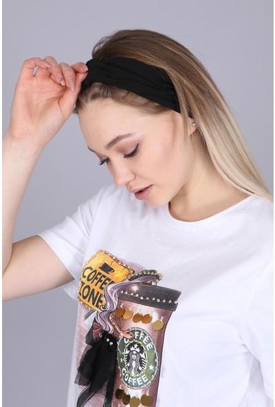 Mi&So Düz Renk Saç Bandı