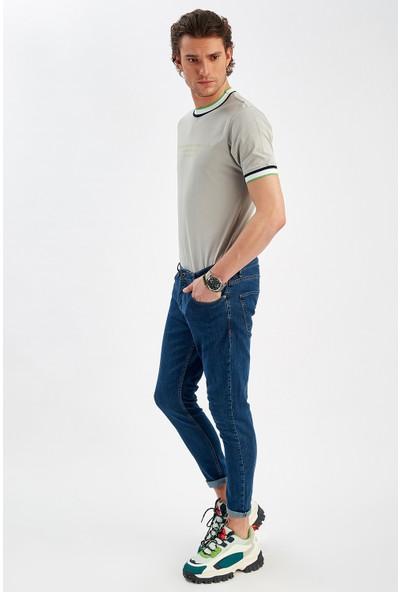 Manche M.Blue Erkek Pantolon