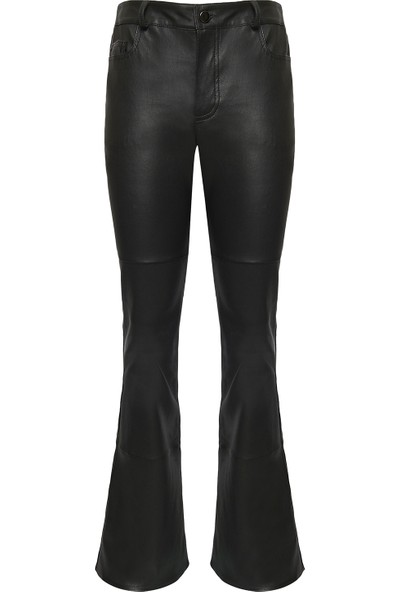 Desa Collection Arina Kadın Deri Streç Pantolon