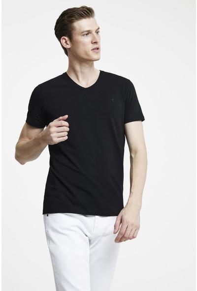 Tween Siyah T-Shirt