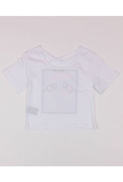 Cuties Kız Çocuk Neon Micro Taytlı Takım