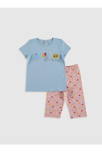 LC Waikiki Kız Çocuk Pijama Takım