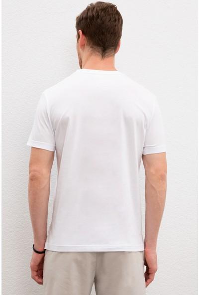 U.S. Polo Assn. Erkek T-Shirt 50220903-Vr013