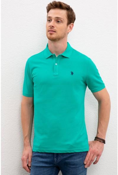 U.S. Polo Assn. Erkek T-Shirt Basic 50217612-Vr054