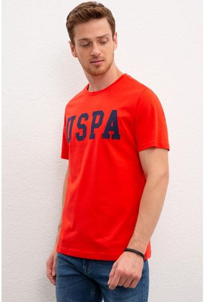 U.S. Polo Assn. Erkek T-Shirt Basic 50216452-Vr097