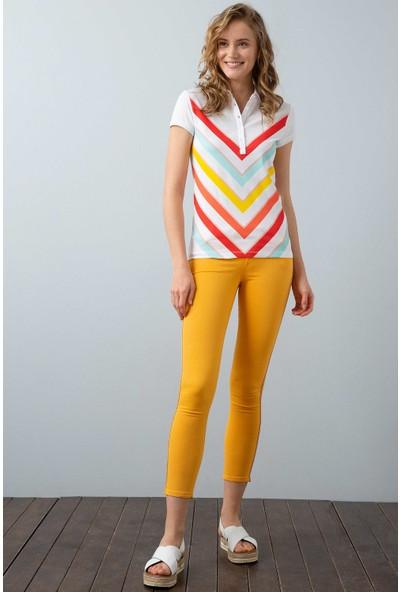 U.S. Polo Assn. Kadın Spor Pantolon 50199115-Vr094