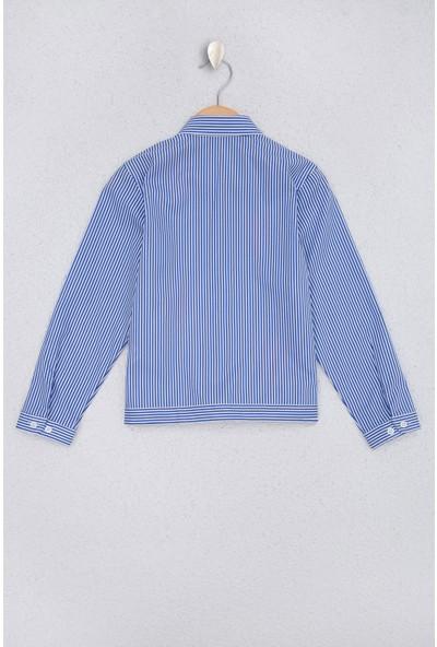 U.S. Polo Assn. Kız Çocuk Gömlek Uzunkol 50218951-Vr036