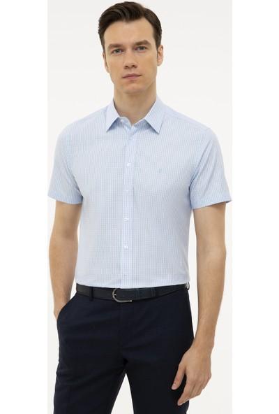 Cacharel Erkek Gömlek Kısakol 50221098-Vr036